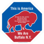 Logo - We Are Buffalo NY