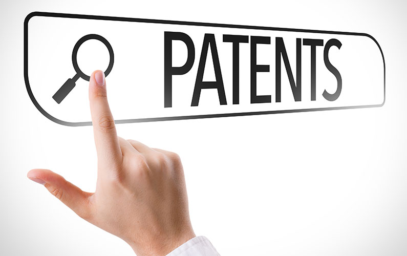 online patent search